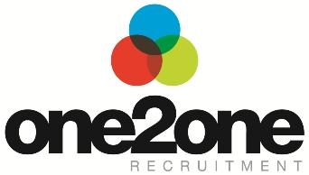one2one Recruitment logo